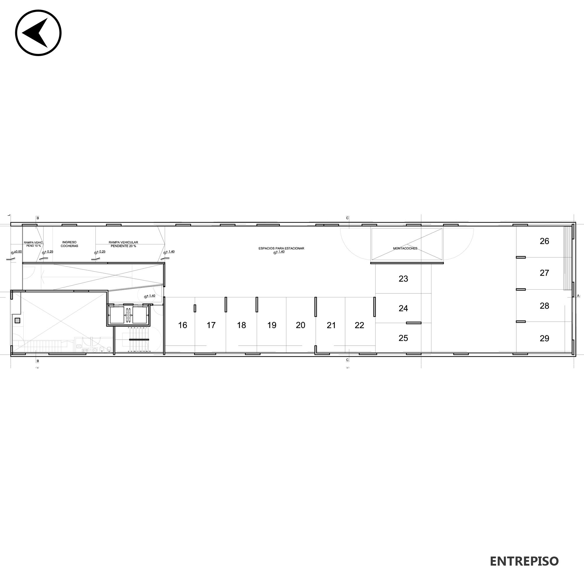 Venta departamento 2 dormitorios Rosario, Abasto. Cod CBU20406 AP2008577. Crestale Propiedades