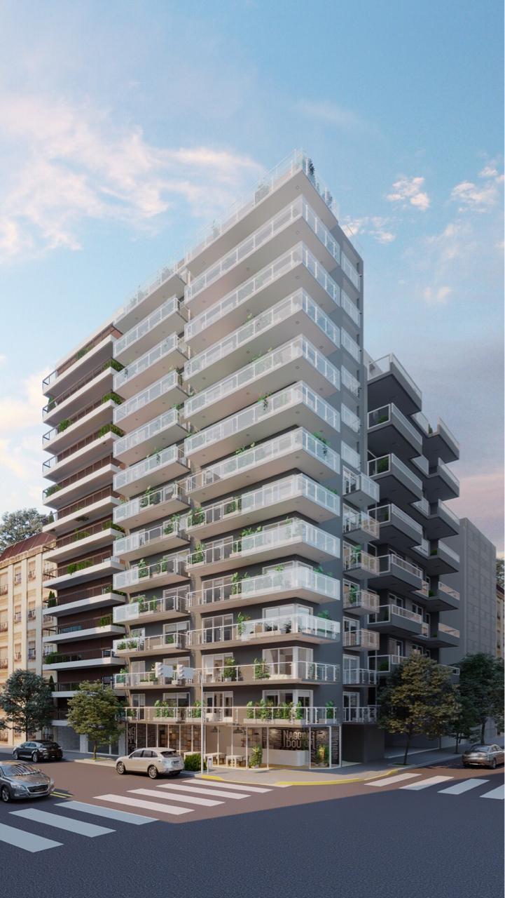 FotoEMPRENDIMIENTO - Edificio en  en  Capital Federal , Argentina  Santos Dumont 2395