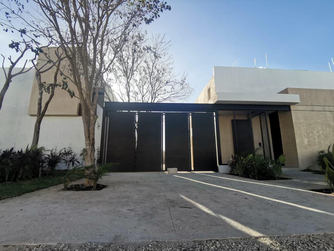 """FotoDESARROLLO - Edificio en  en  Mérida , Yucatán  En Venta """"townhouses"""" Listos de 2 Habs., en Privada, en Temozón Norte, Mérida"""