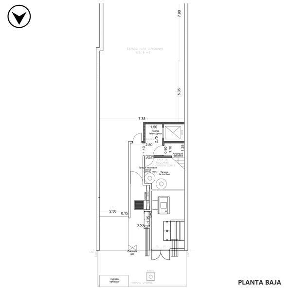 Venta departamento 1 dormitorio Rosario, . Cod CBU22259 AP2143943. Crestale Propiedades