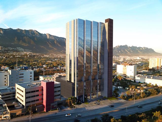 FotoDESARROLLO - Edificio de oficinas en  en  Monterrey , Nuevo León  Torre Vinta Oficinas