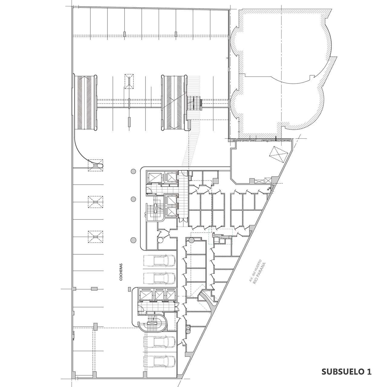 Venta departamento 1 dormitorio Rosario, Centro. Cod CBU16316 AP2269397. Crestale Propiedades
