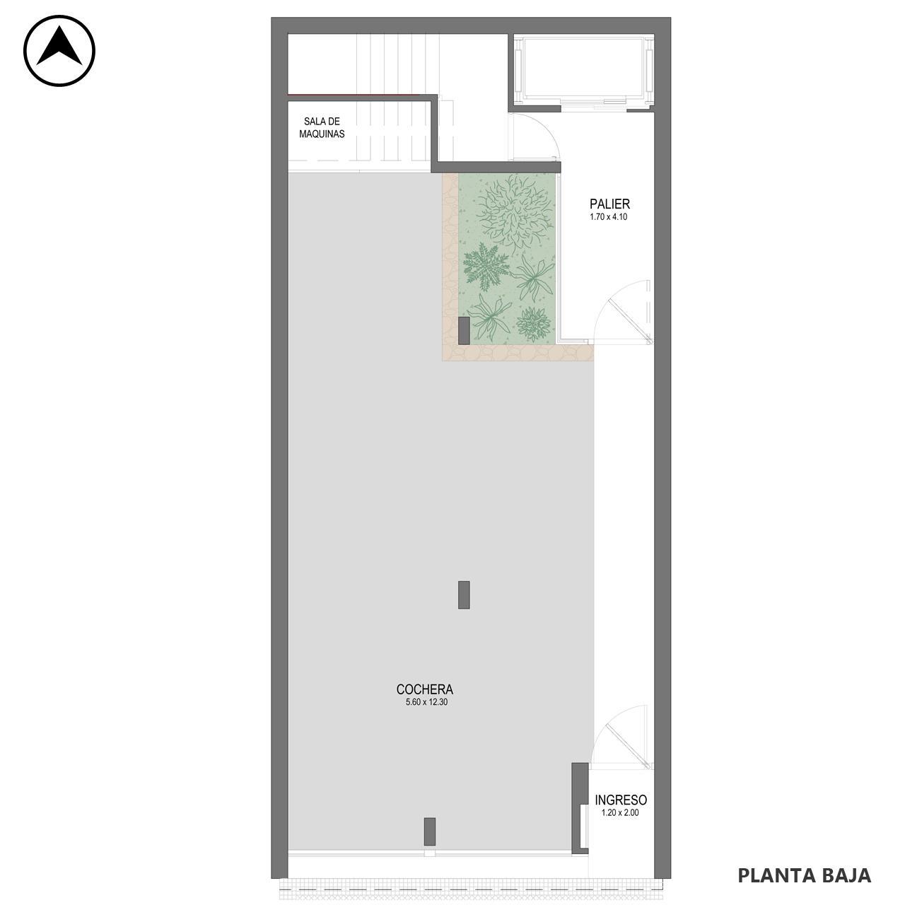Venta departamento 2 dormitorios Rosario, Refinerias. Cod CBU12347 AP2307861. Crestale Propiedades