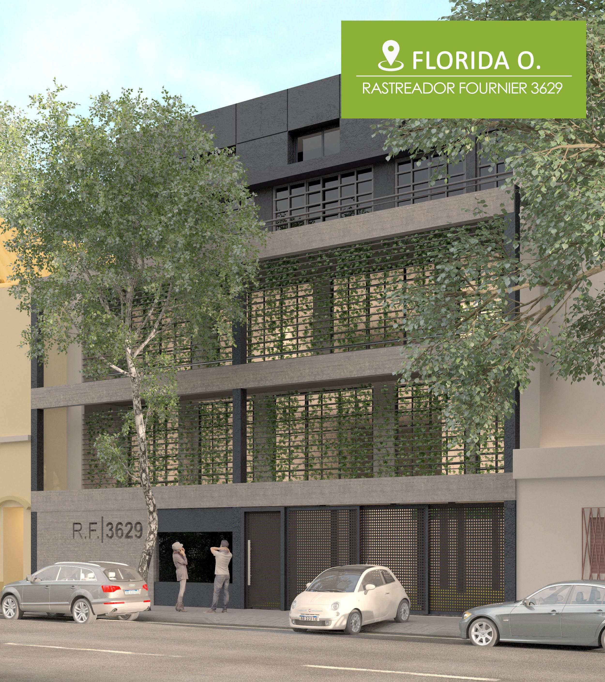 FotoEMPRENDIMIENTO - Edificio en  en  Florida , Vicente Lopez  Rastreador Fournier 3629