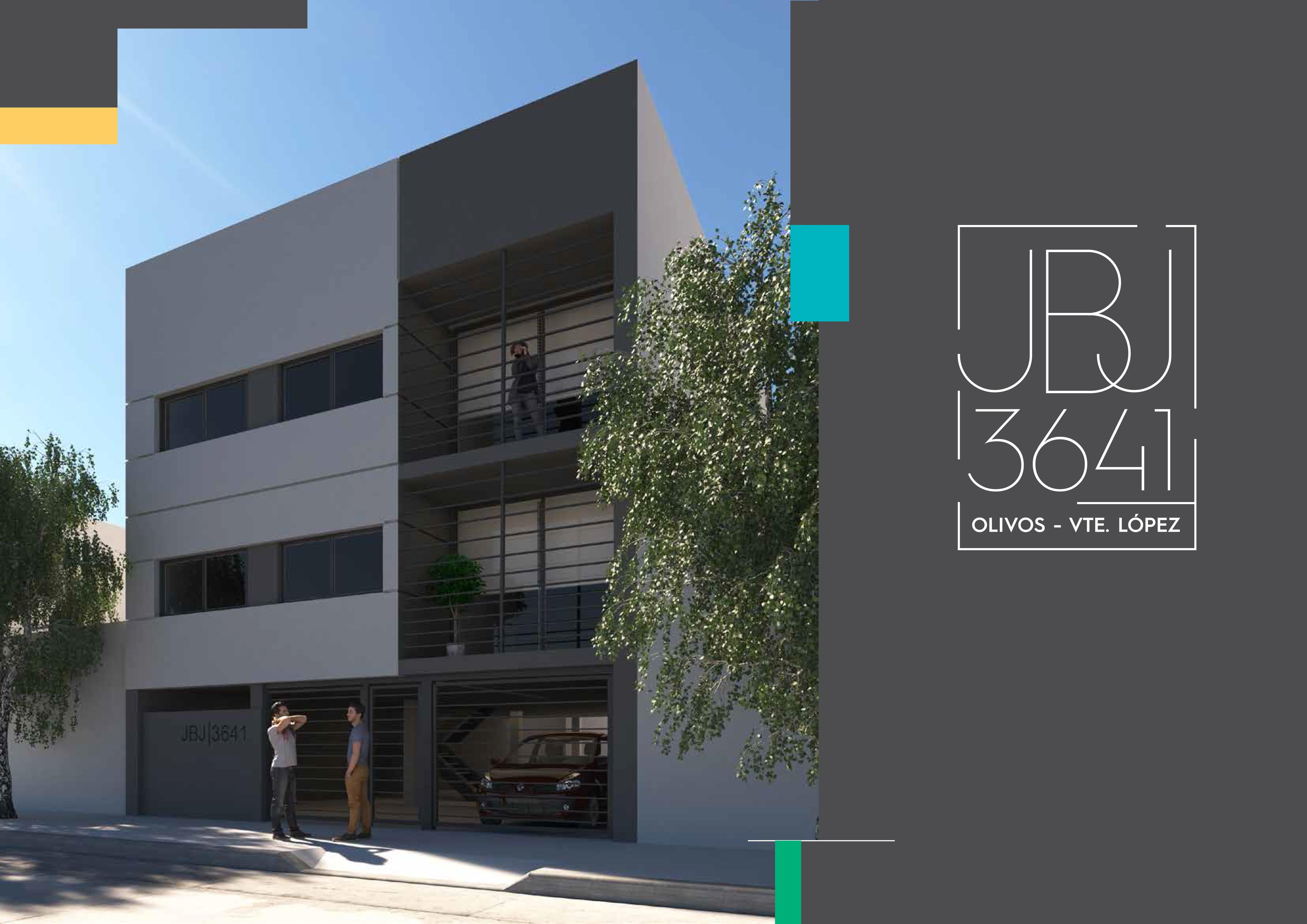 Foto Edificio en  Juan B Justo 3641