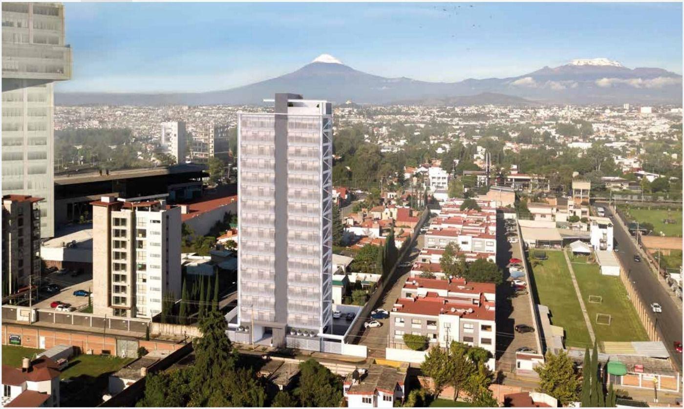 FotoDESARROLLO - Edificio en  en  Puebla , Puebla  calle Ciprés