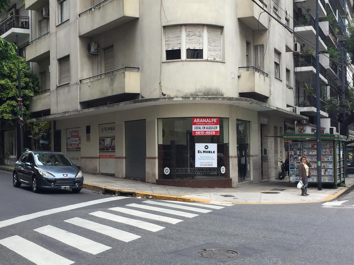 FotoEMPRENDIMIENTO - Edificio en  en  Capital Federal , Argentina  Santa Fe al 900