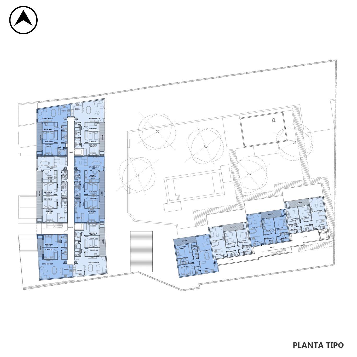 Venta departamento 2 dormitorios Rosario, Fisherton. Cod CBU23543 AP2216682. Crestale Propiedades