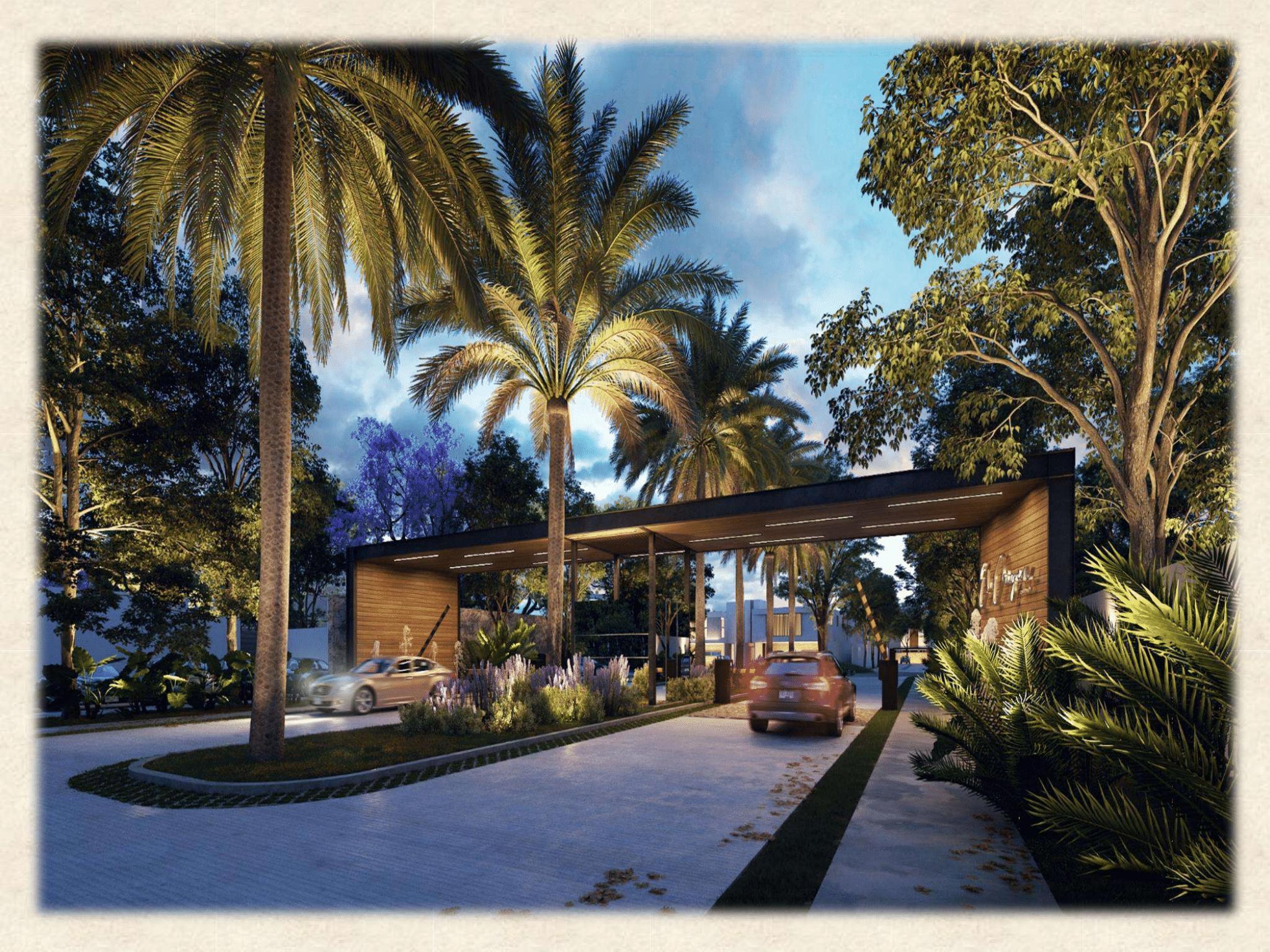 FotoDESARROLLO - Country en  en  Yucatán , México  Bellas residencias en privada con alta plusvalía
