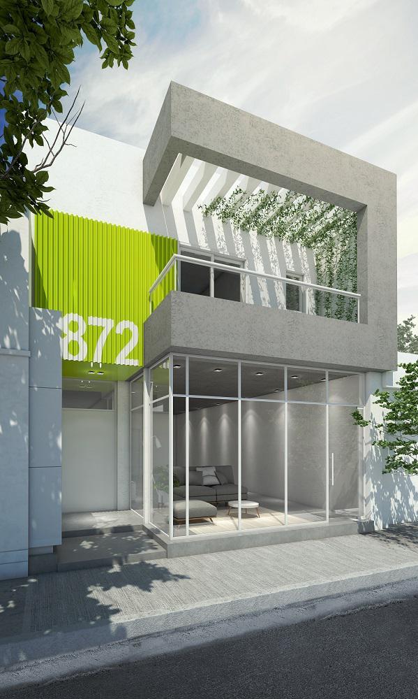 Belgrano 872 - Edificio Urban 872 - Gaggiotti Inmobiliaria cuenta con más de 50 años desde que se inicio en el negocio de los servicios inmobiliarios.