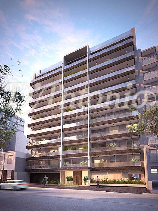 FotoEMPRENDIMIENTO - Edificio en  en  Capital Federal , Argentina  Donato Alvarez 221