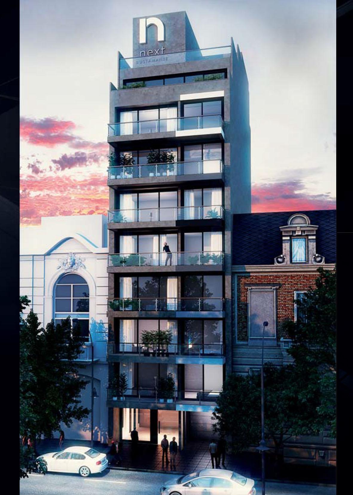 Foto Edificio en  Bustamante 2540