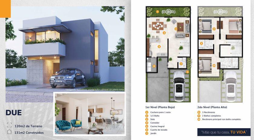 Foto Condominio Industrial en Trojes de Alonso Preventa de casas en Residencial Vivanta  número 9