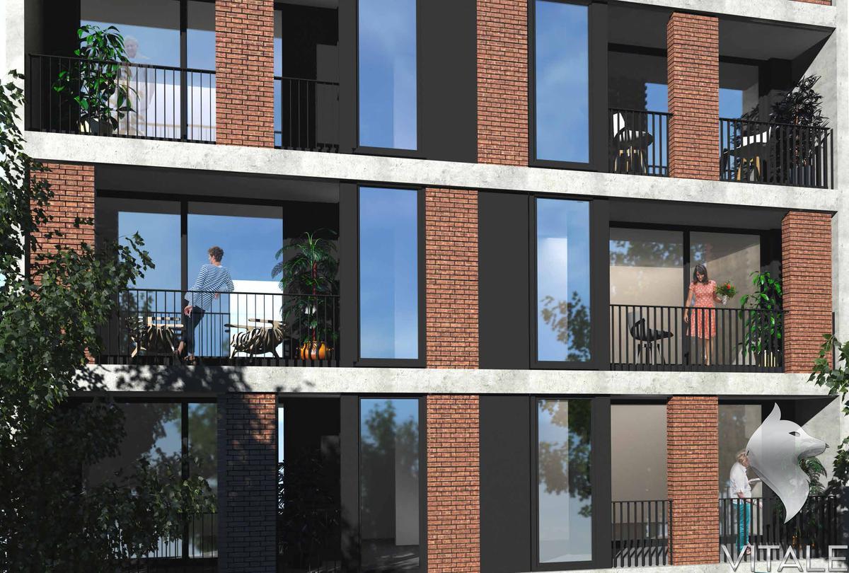 Foto Edificio en Guemes  Rawson 1700 número 10