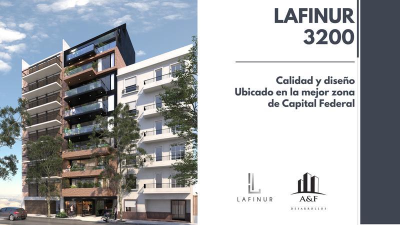 Foto Edificio en Palermo Chico Lafinur 3200 número 1