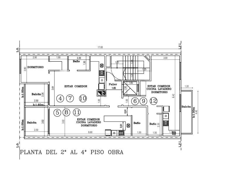 Foto Edificio en Liniers Pilar 800 número 5