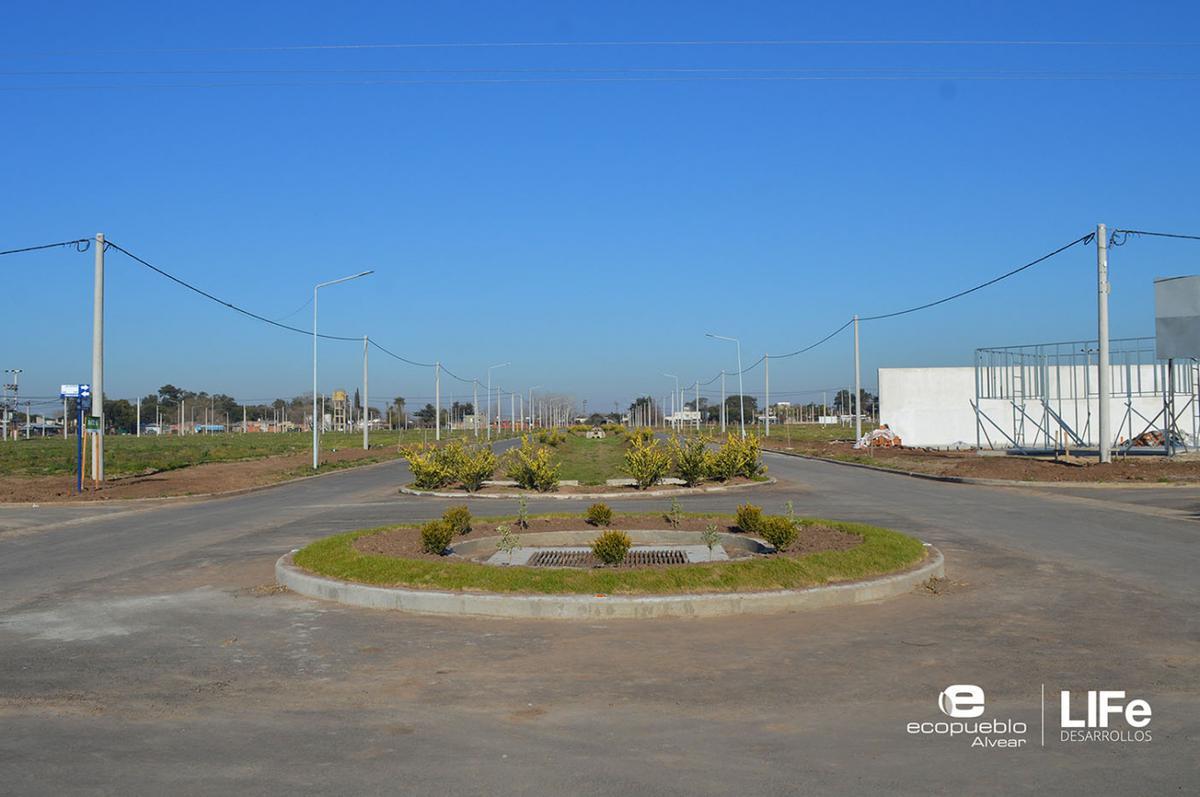Foto Barrio Abierto en Alvear Av. Rubini y RP 21 número 5