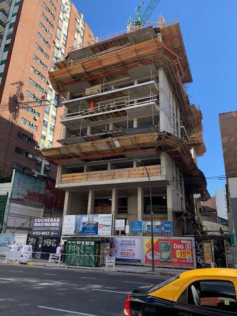 Foto Edificio en Almagro AV. CORRIENTES Y JERÓNIMO SALGUERO  número 11