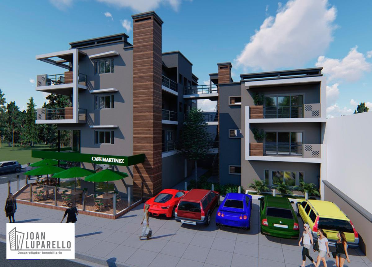 Foto Edificio en La Lucila Del Mar Mendoza y Neuquen número 9