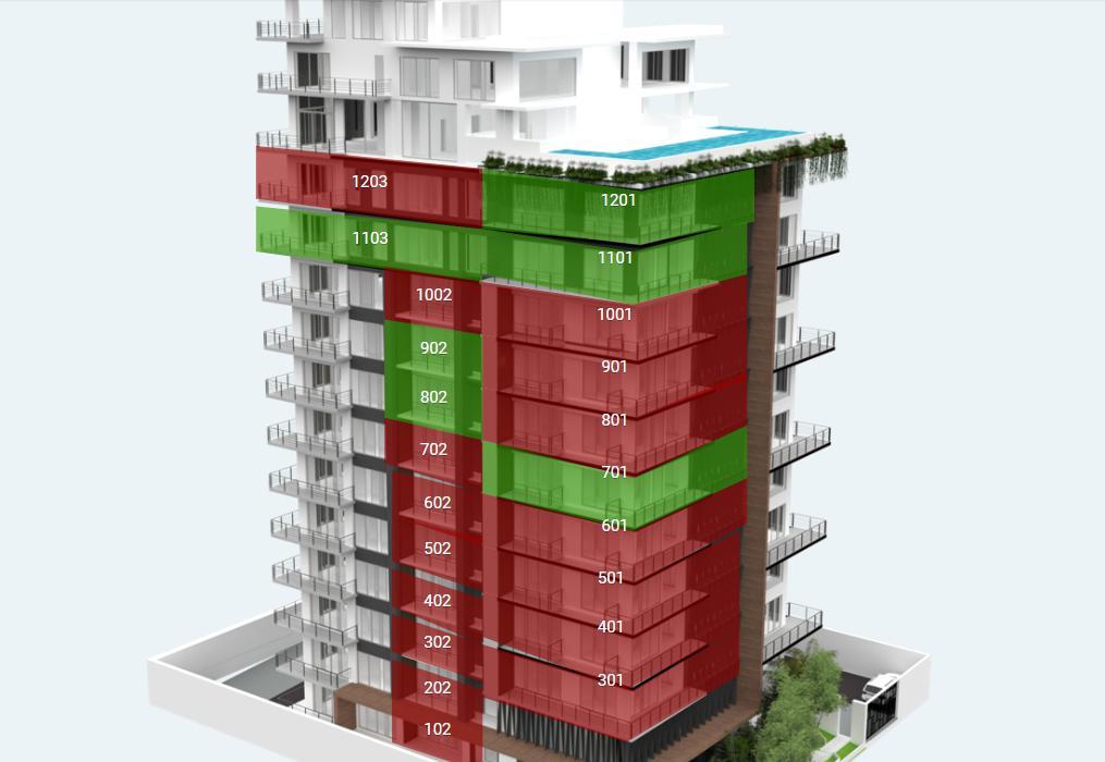 Foto Condominio en Puerto Vallarta 29 FRACCIONAMIENTO DUVA número 1