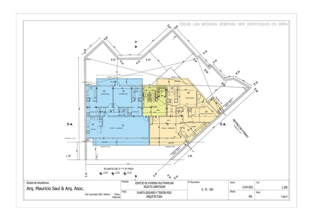 Exclusivo edificio de 4 plantas, 8 unidades de vivienda en Victoria, Punta Chica-10