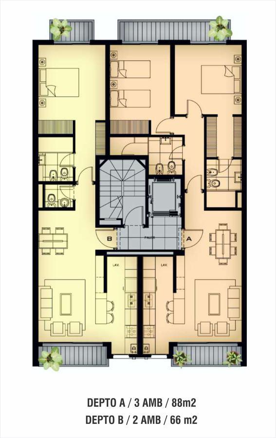 Foto Edificio en Chauvin Santiago del Estero 2755 número 3