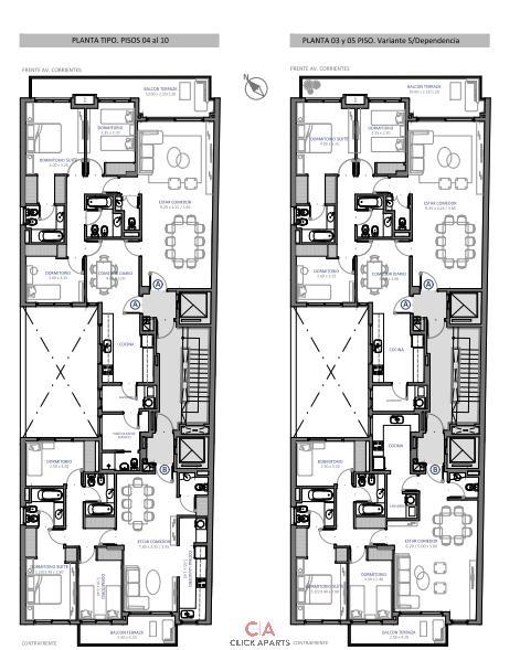 Foto Edificio en Villa Crespo Av. Corrientes 5448 - Camargo 759 número 8
