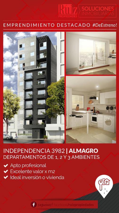 Foto Edificio en Almagro Av. Independencia  al 3900 número 2