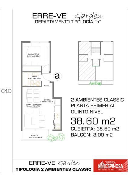 Foto Edificio en Castelar Av. Rivadavia 20.190 número 16