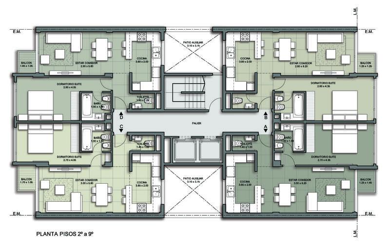 Foto Edificio en Centro Bolivar y Cordoba número 6