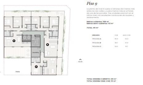 Emprendimiento Gurruchaga y Murillo en Villa Crespo