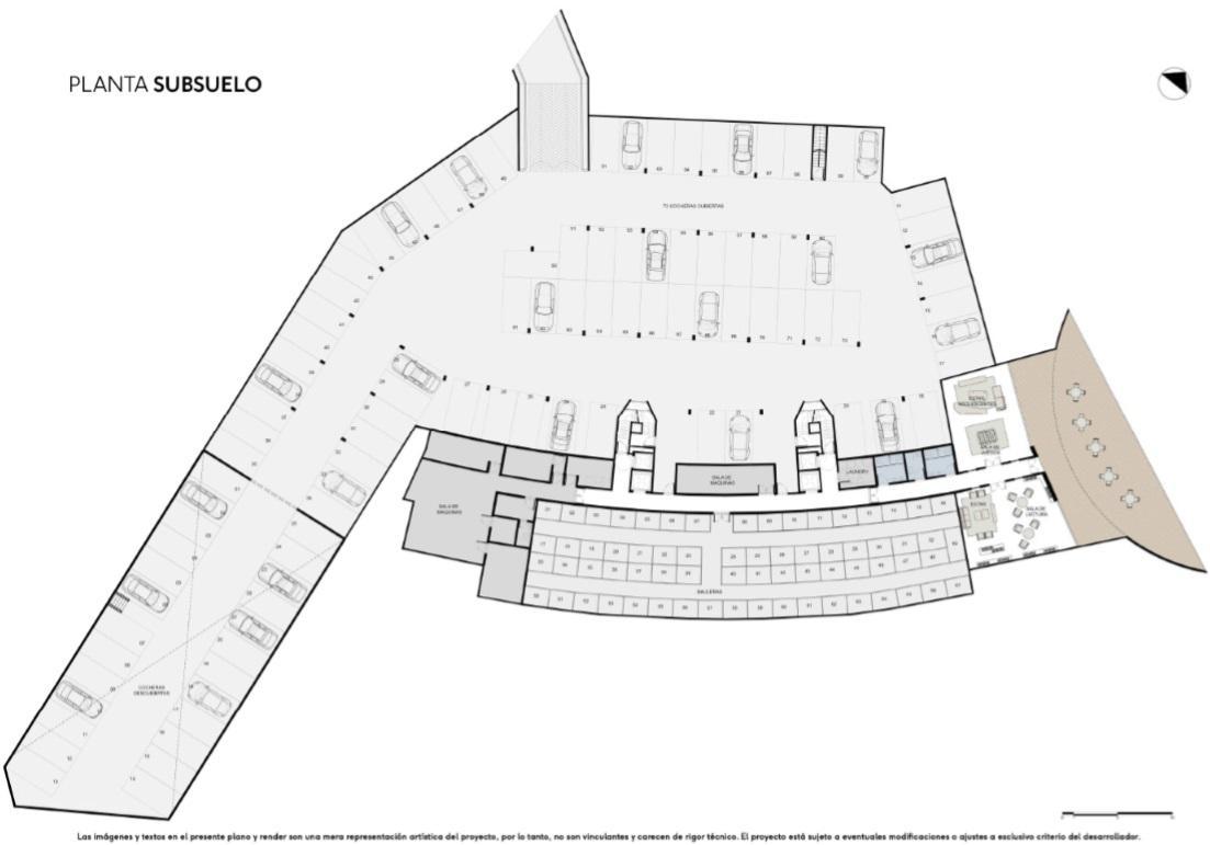 Foto Edificio en Yoo Nordelta YOO3 by ACQUA Excelencia en diseño y confort número 33