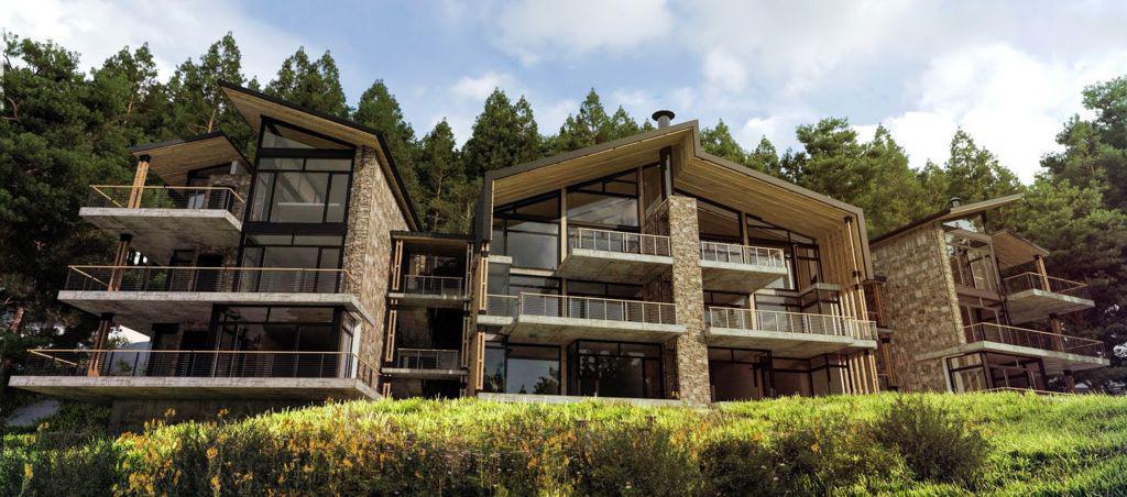 Foto Condominio en San Martin De Los Andes             Km 40 - El Desafio Mountain Resort  - número 2