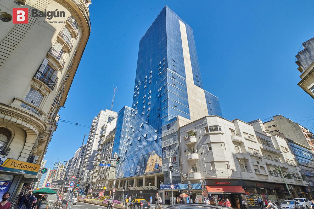 Foto Edificio de oficinas en Centro (Capital Federal) Av. Corrientes y Paraná número 25