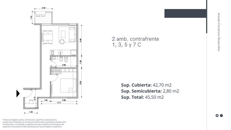 Foto Edificio en Palermo Chico Lafinur 3200 número 3