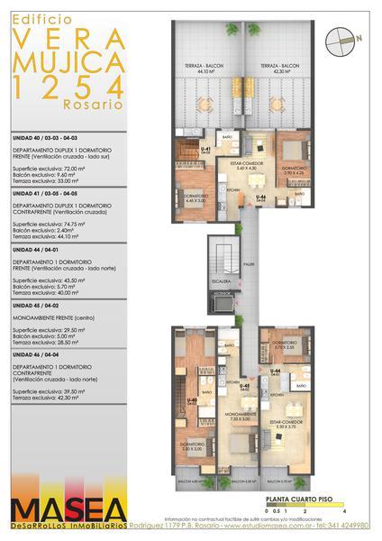 Foto Edificio en Remedios de Escalada de San Martin Vera Mujica 1254 número 8