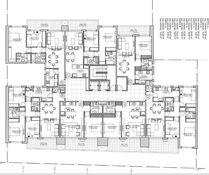 Foto Edificio en Coghlan Washington 3000 número 3