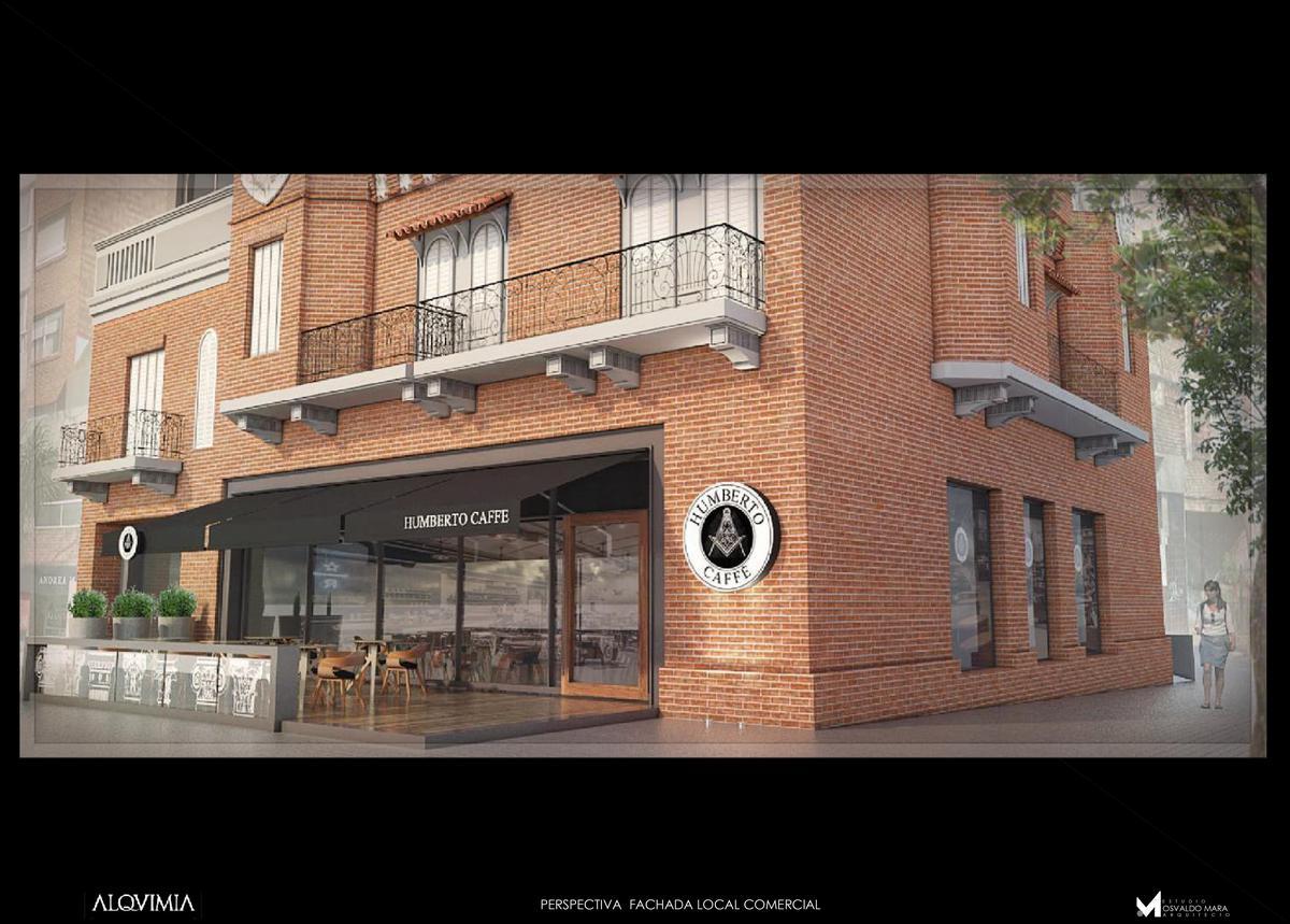 Foto Edificio en Punta Carretas EDIFICIO ALQUIMIA número 6