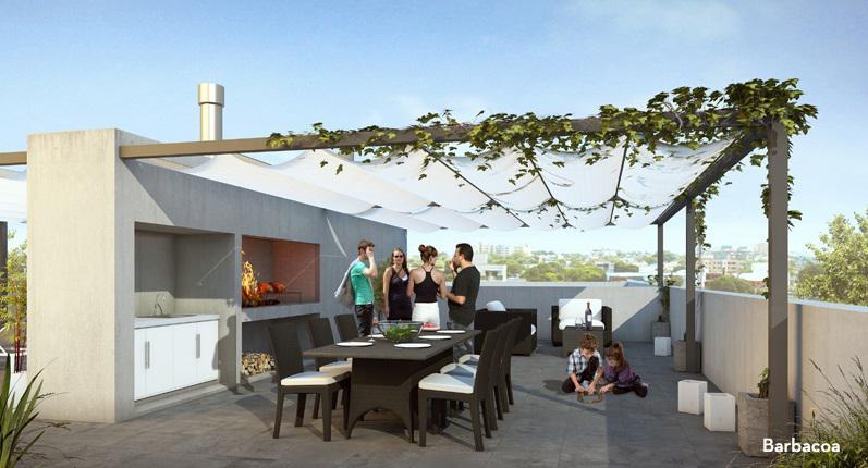 Foto Condominio en Brazo Oriental  Luis Alberto de Herrera esqu. Labandeira número 2