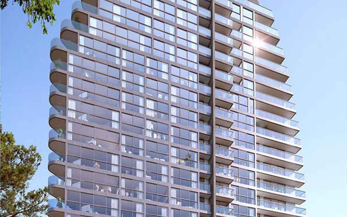 Foto Edificio en Punta del Este Avenida Roosevelt y Antonio Méndez - Punta del Este número 10