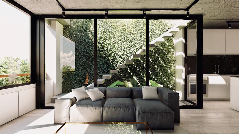 Foto Edificio en Villa Devoto Joaquin V. Gonzalez 3661 número 4
