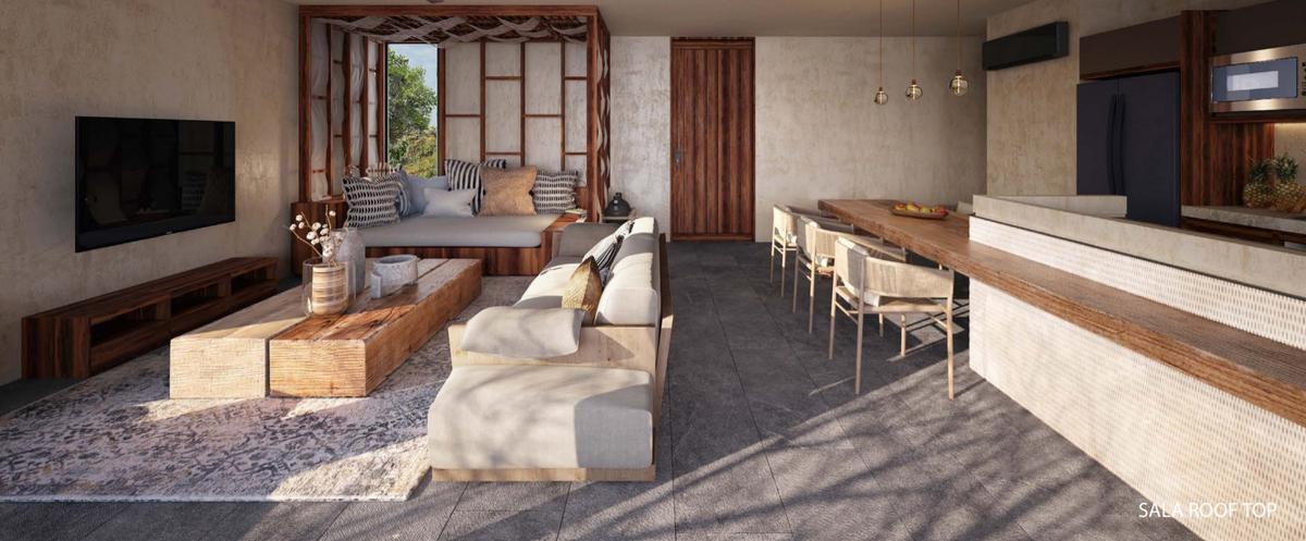 Foto Condominio en Aldea Zama Nuevo Eco Residence entre Aldea Zama y la Playa de Tulum        número 12