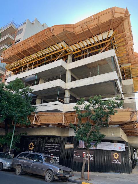 Foto Edificio en Palermo J. A. Cabrera y S. de Bustamante número 16