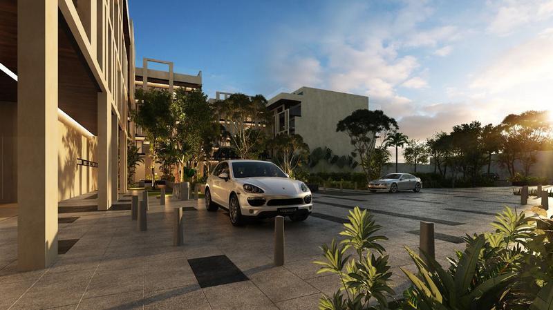 Foto Edificio en Playa del Carmen Centro Av 38 y Calle 10. Playa del Carmen. Quintana Roo. número 22