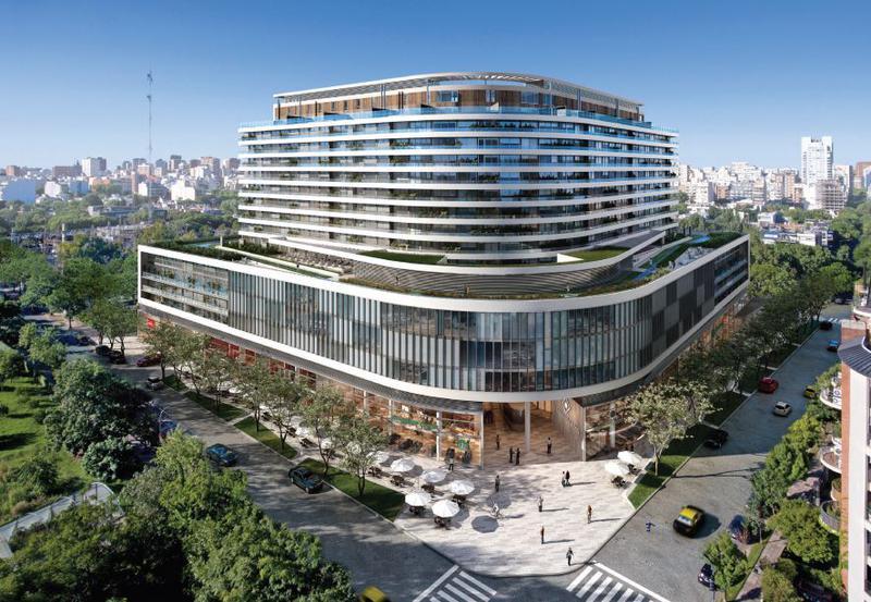 Foto Edificio en Colegiales CONCEPCION ARENAL 2931 - COLEGIALES           número 2