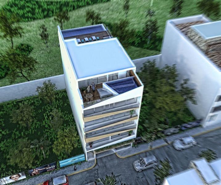 Foto Edificio en Playa del Carmen Centro Colonia o fraccionamiento:Fraccionamiento Puerto Maya Código postal:77734 Calle:48 entre calle 5 y 10 número 3
