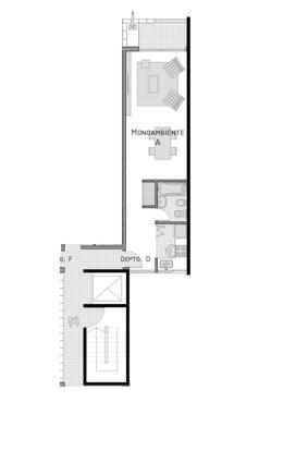 Foto Edificio en Adrogue ROSALES AL 1400 entre Cerretti y Plaza Brown número 2