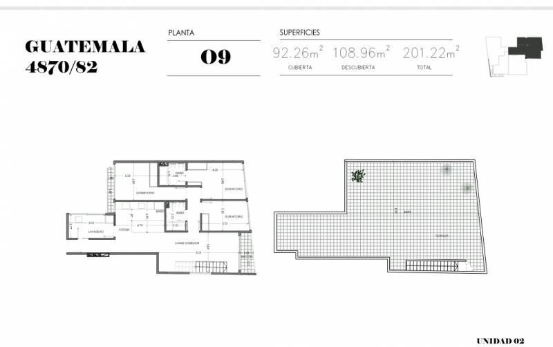 Foto Edificio en Palermo Soho GUATEMALA  4780 número 24