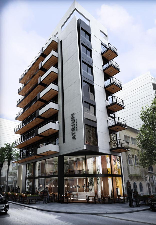 Foto Edificio en Palermo MIGUELETES Y MAURE - ATRIUM IMPRENTA  número 1
