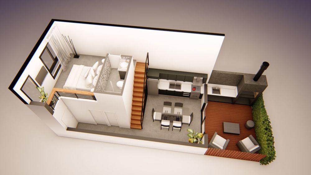 Foto Edificio en Centro Melgacho 1190 número 9